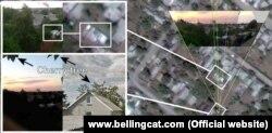 Dovezi ale bombardamentelor din Rusia prezentate de analiștii de la Bellingcat