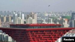 Pavilionul chinez la expoziția mondială de la Șanhai