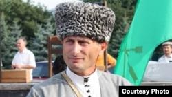 Kabardian activist Ibragim Yaganov
