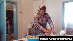 Асел Абдылдаева.