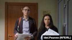 Искандер Ясавеев и Юлия Файзрахманова