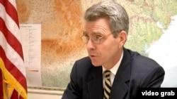 «جفری پایت»، سفیر آمریکا در کییف.