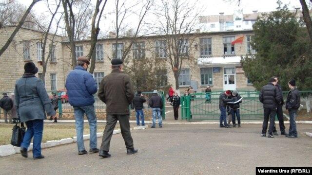 """La alegerile """"prezidenţiale"""" din Transnistria, decembrie 2011"""