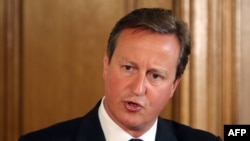 دیوید کامرون، نخست وزیر بریتانیا، روز چهارشنبه به اسکاتلند سفر کرد