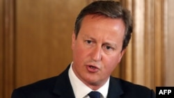 Британия премьер-министры Дэвид Кэмерон