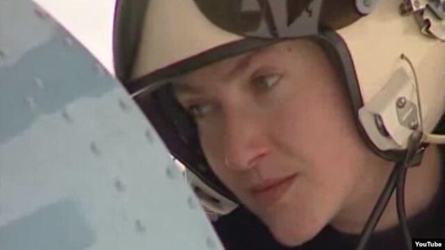 Украиналық әскери ұшқыш Надежда Савченко
