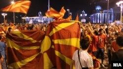 Граѓаните не се разочарани што Македонија остана без бронза.