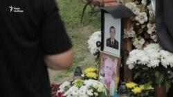 На Львівщині згадують загиблих рятувальників на сміттєзвалищі у Грибовичах (відео)