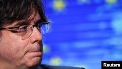 Лидерот на каталонските сепаратисти Карлес Пуџдемон