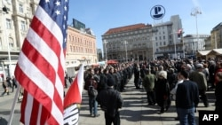 Proustaški marš centrom Zagreba