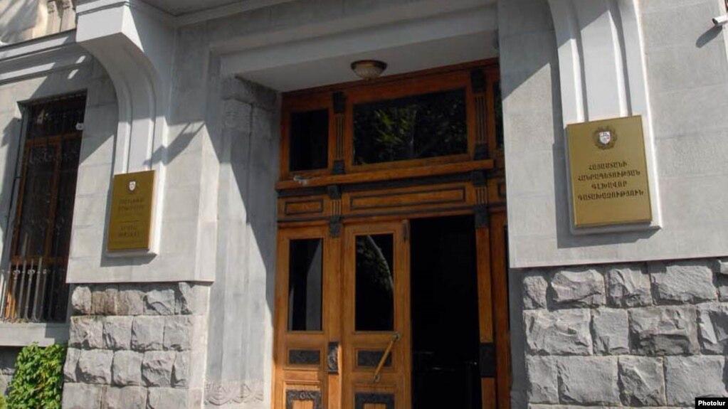 По подозрению в получении взятки задержан прокурор Гегуркуникской области