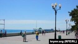 Крым, Алушта, иллюстрационное фото