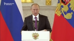 Putin Says Ready To 'Restore' Ties With U.S.