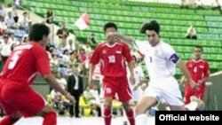 تيم ملی فوتسال ايران در مرحله گروهی پيکارهای قهرمانی آسيا با تيم های ملی فوتسال کشورهای چين، مالزی و لبنان همگروه شد.