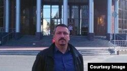 Татарлардын активисти Данис Сафаргали.