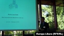 La Conferința de la Berlin