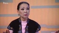 Садыкова: Чыныгы талант сахна төрүндө турушу керек