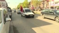 Proslava oslobađanja Haradinaja