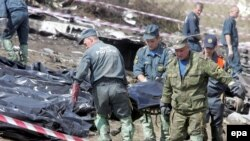 Поезда с юга пускают в обход места авиакатастрофы