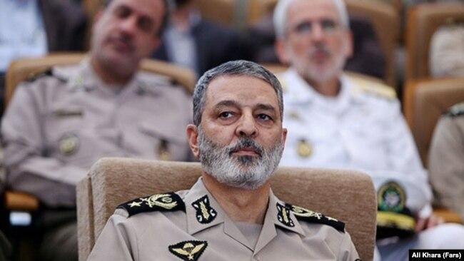 عبدالرحیم موسوی، فرمانده ارتش ایران