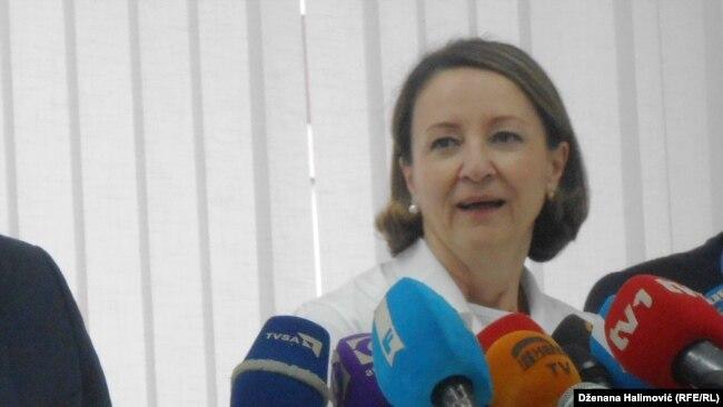 """Ipak ostaje dosljedna """"popravljanju zdravstvenog sistema"""": Sebija Izetbegović"""