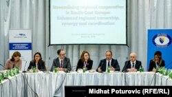 Состанок на СЕЕЦП во Сараево на 22 март 2019