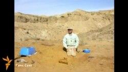 """Динозаври дар Узбакистон ёфтшударо """"Темурланг"""" ном додаанд"""