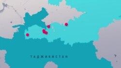 История конфликтов на границе Таджикистана и Кыргызстана