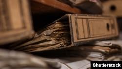 Arhive dokumenata, ilustrativna fotografija