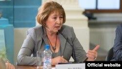 Председатель Общественной палаты Татарстана Зиля Валеева