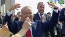 OZOD-VIDEO: Дўмбрачи, бастакор, хонанда ва раққос президентлар