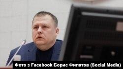 Міський голова Дніпра Борис Філатов назвав обшуки «безглуздими»