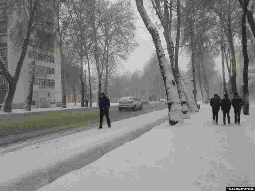 Душанбе, 2 феврал
