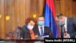 Ivica Dačić stupa na dužnost predsednika Skupštine Srbije