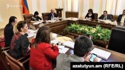 ԱԺ համապատասխան հանձնաժողովները դրական եզրակացություն են տվել Հայաստան - ԵՄ համաձայնագրին