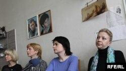Марыя Коктыш, Ірына Халіп, Натальля Радзіна, Сьвятлана Калінкіна