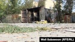 کابل: پر امريکايي پوهنتون بريد کې ۱۳ کسان وژل شوي وو