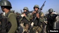 Пакистанские военнослужащие. Иллюстративное фото.