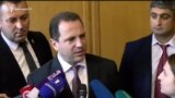 Министр обороны Армении Давид Тоноян