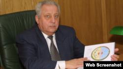 Микола Багров, колишній ректор Таврійського національного університету імені В.І. Вернадського, Герой України
