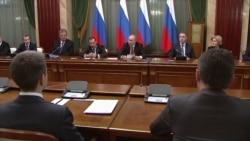 В.В.Путин о проблемах бедности в России