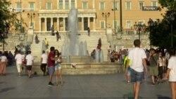 Реакции во Грција на договорот со Македонија