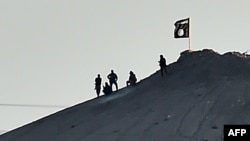 Islamic State is reportedly introducing tougher recruitment requirements for Western volunteers to ensure against infiltration by foreign agents. (file photo)