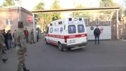Карабахта яраланган хәрбиләр Ереван госпиталенә китерелә