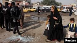 Багдад. 9-февраль, 2015-жыл.