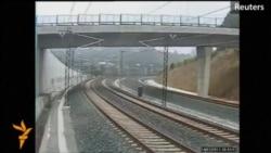 High-Speed Train Derailment Kills Dozens In Spain