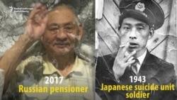 Once A Japanese Kamikaze, Now A Retired Farmer In Russia