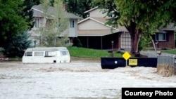 Поплавите во Колорадо