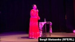 Ніна Матвієнко під час свого концерту у Чехії, Прага 26 жовтня 2019