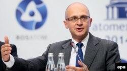 Генеральный директор Российской государственной корпорации по атомной энергии Сергей Кириенко.